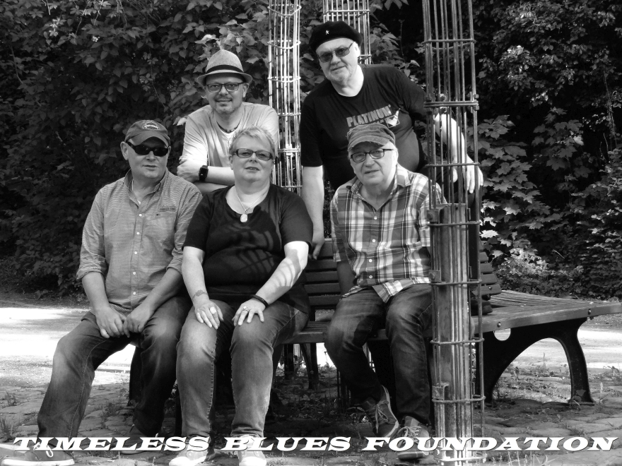 TIMELESS BLUES FOUNDATION 2